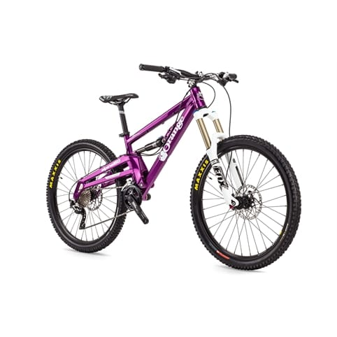 Orange 2015 Alpine 160 Diva AM26 Full Suspension MTB Bike