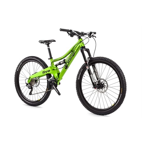 Orange 2015 Five Diva S Full Suspension MTB Bike