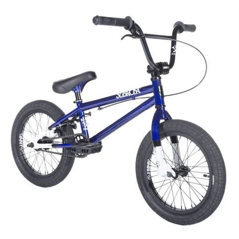 "SUBROSA ALTUS COMPLETE 20/"" BMX BIKE SHADOW RANT CASSETTE HUB ELECTRIC BLUE NEW"