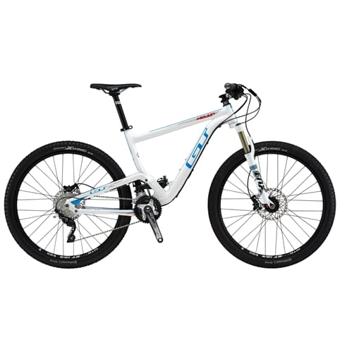 GT 2015 Helion Expert 27.5 Full Suspension MTB Bike