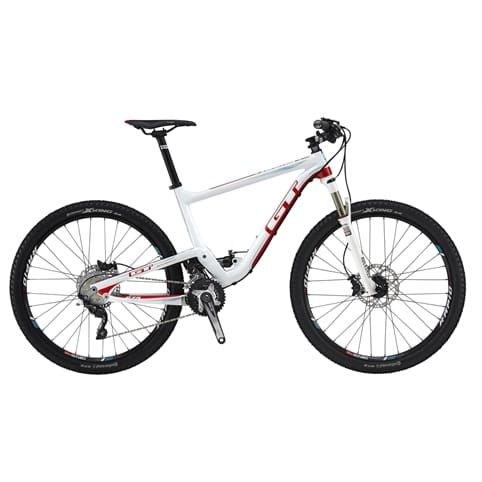 GT 2015 Helion Carbon Expert 27.5 Full Suspension MTB Bike