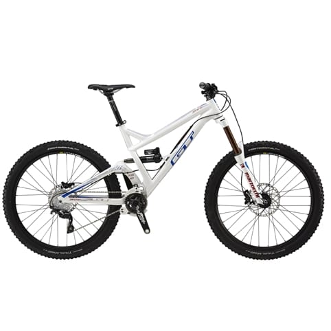 GT 2015 Sanction Expert 27.5 Full Suspension MTB Bike