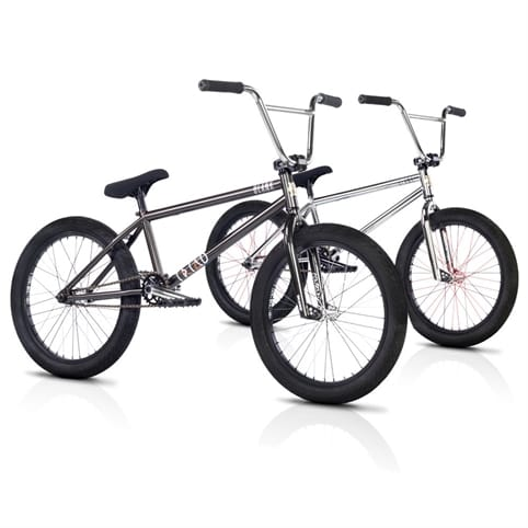 Blank 2015 Triad BMX Bike
