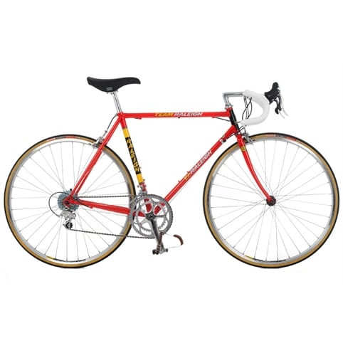 Raleigh 2015 Ti-Raleigh Team Replica Road Bike