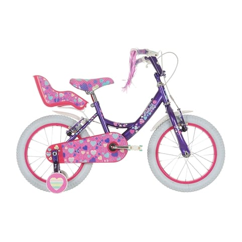 Raleigh 2015 Krush 16 Girl's Bike
