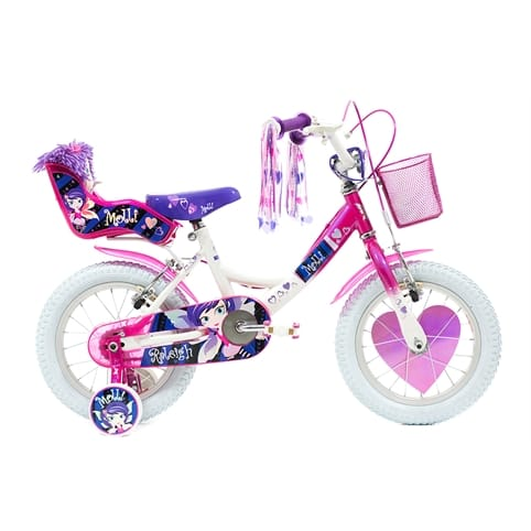 Raleigh 2015 Molli 14 Girl's Bike