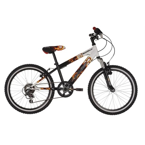 "Raleigh 2015 Hot Rod 20"" Boy's MTB Bike"