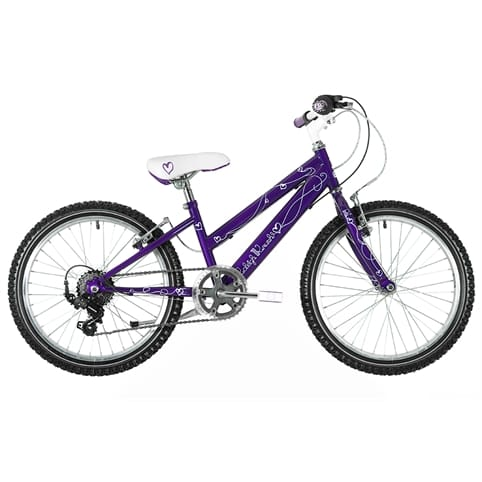 "Raleigh 2015 Krush 20"" Girl's MTB Bike"