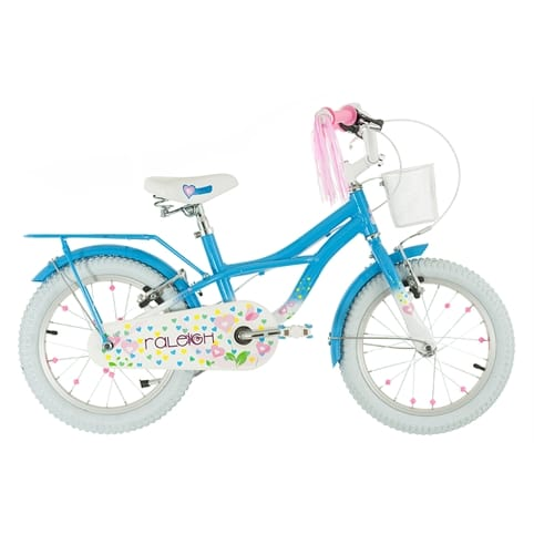"Raleigh 2015 Rosina 16"" Girl's Bike"