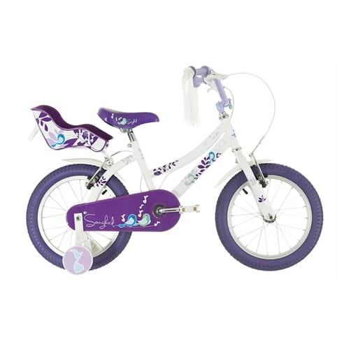 "Raleigh 2015 Songbird 16"" Girl's Bike"