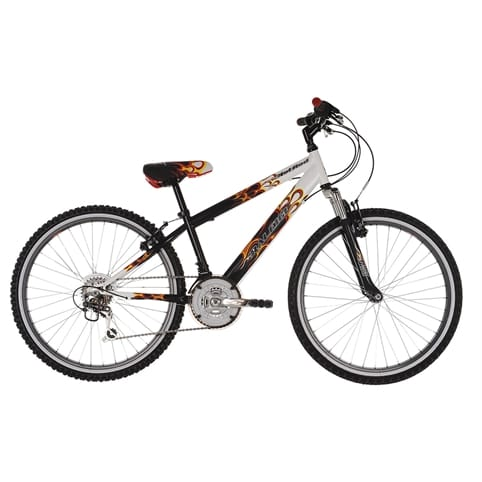 "Raleigh 2015 Hot Rod 24"" Boy's MTB Bike"