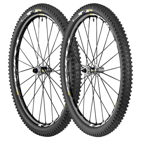 Mavic Crossmax XL WTS 27.5 Wheelset 2015