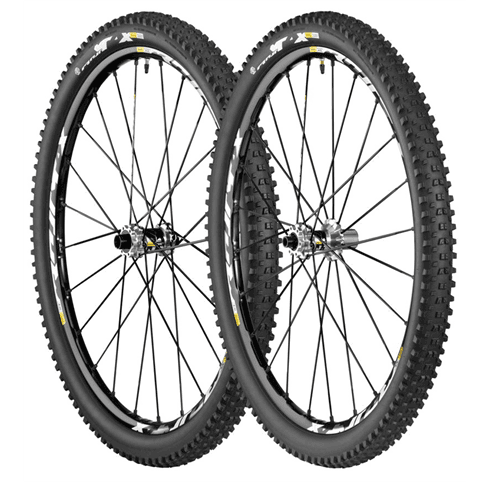 Mavic Crossmax XL WTS 26 Wheelset 2015