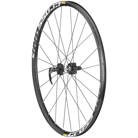 Mavic Crossone 27.5 Front Wheel 2015