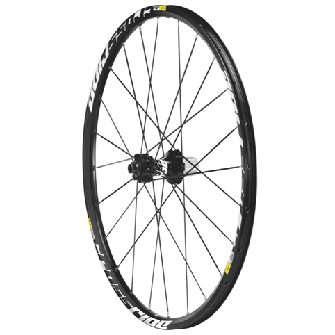 Mavic Crossride Disc 26 Rear Wheel 2015