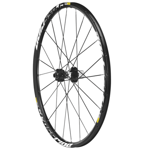 Mavic Crossride Disc 29 Rear Wheel 2015