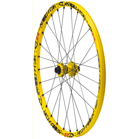 Mavic Deemax Ultimate Front Wheel 2015