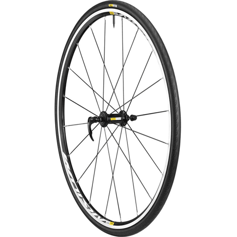 Mavic Aksium Elite 25 Front Wheel 2015