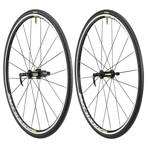 Mavic Aksium Elite 25 Wheelset 2015