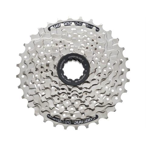 SHIMANO CS-HG41 8-SPEED CASSETTE *