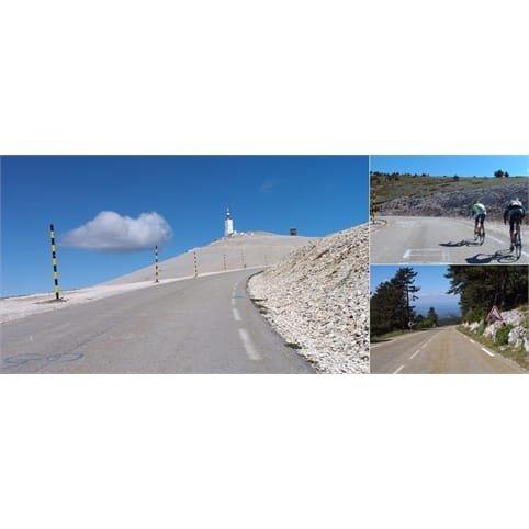 Tacx Films (RLV) Mountain stages Mont Ventoux 2011 - France