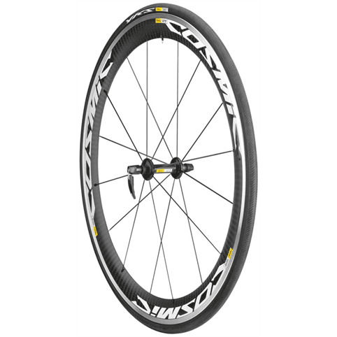 Mavic Cosmic Carbon SLS Front Wheel 2015