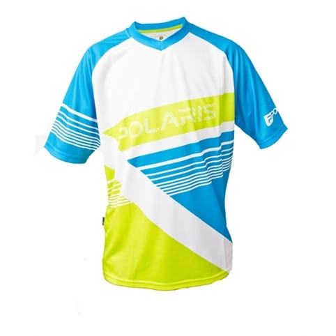 Polaris AM Gravity Short Sleeve Jersey