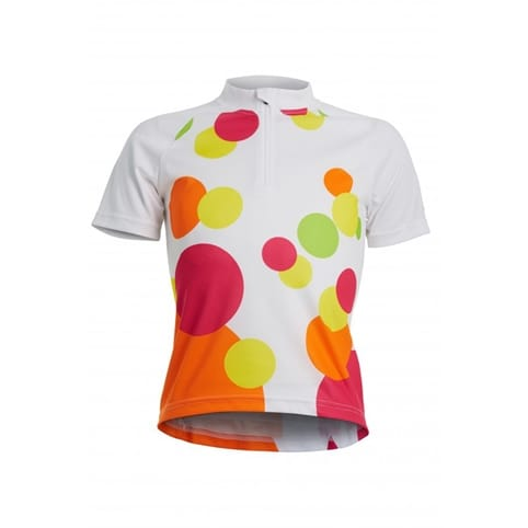 Polaris Spot Children's Cycling Jersey