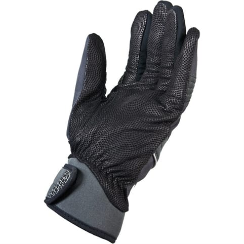 SealSkinz Performance Leather Cycle Gloves