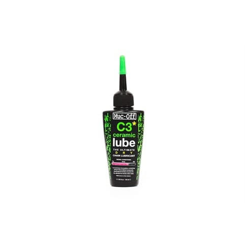 Muc-Off C3 Dry Ceramic Lube - 50ml