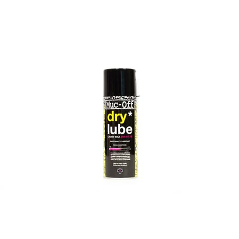Muc-Off Dry PTFE Chain Lube 400ml Aerosol