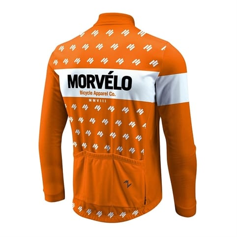 Morvelo Ronde Thermoactive LS Jersey