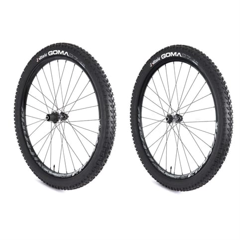 "Vittoria Deamion All Mountain Pro 29"" Alloy MTB Wheelset"