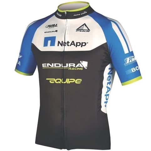 Endura NetApp Team Replica Jersey