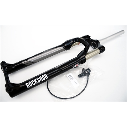 RockShox Reba RL 29er 100mm Tapered 15mm Axle Suspension Fork