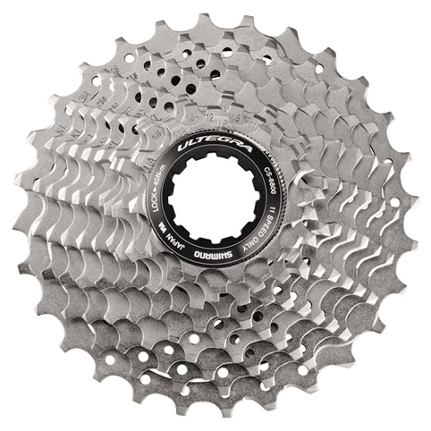 Shimano Ultegra CS-6800 11 Speed Cassette - 11/32