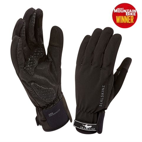 SealSkinz All Weather Cycle Gloves - Black