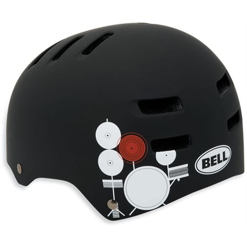 Bell Faction Helmet - Paul Frank Drums
