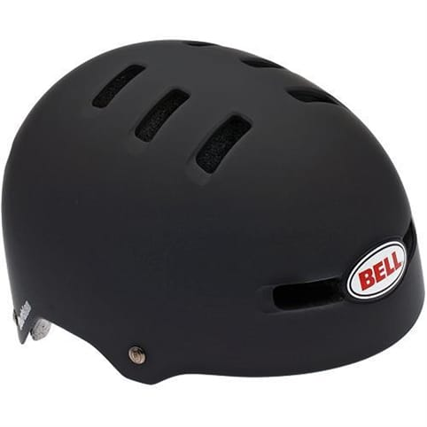 Bell Faction Helmet - Matt Black