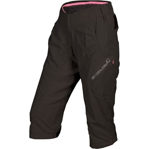 Endura Hummvee Lite 3/4 Womens Shorts