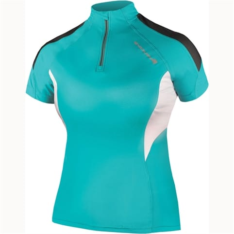 Endura Hummvee Lite Womens Short Sleeve Jersey