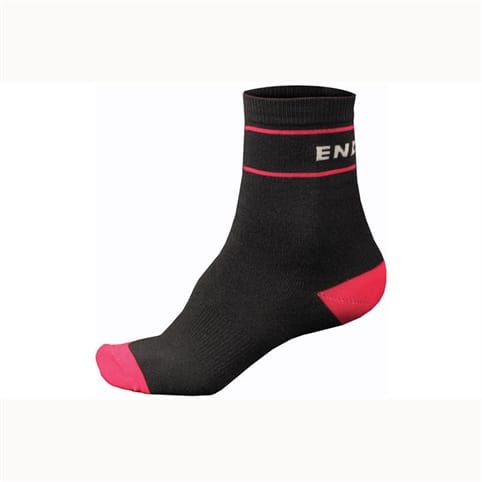 Endura Womens Retro Socks - Twin Pack