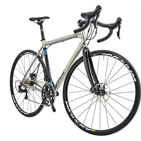 Genesis Equilibrium Disc Ti Road Bike 2015