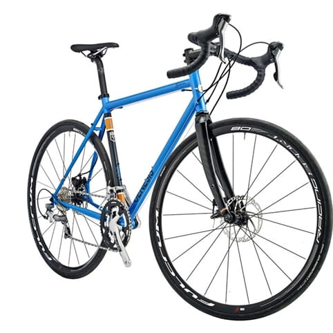 Genesis Equilibrium Disc 10 Road Bike 2015