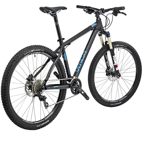 Genesis Core 30 Hardtail MTB Bike 2015
