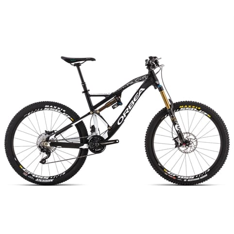 Orbea Rallon X-Team FS MTB Bike 2015