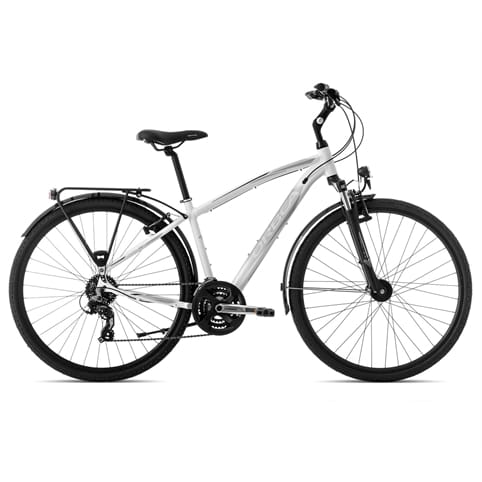 Orbea Comfort 28 10 ENT EQUIPPED Hybrid Bike 2015