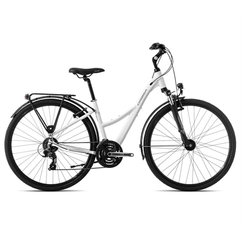 Orbea Comfort 27 10 OPEN EQUIPPED Hybrid Bike 2015