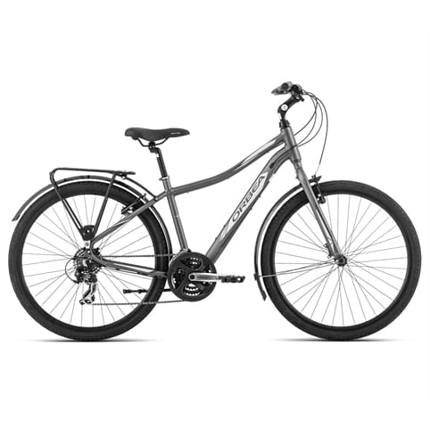 Orbea Comfort 27 20 ENT EQUIPPED Hybrid Bike 2015