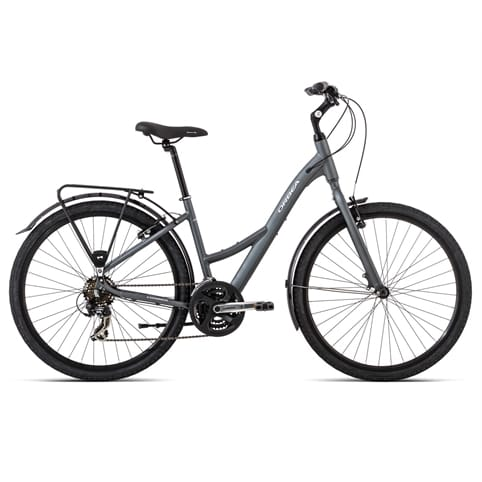 Orbea Comfort 27 20 OPEN EQUIPPED Hybrid Bike 2015